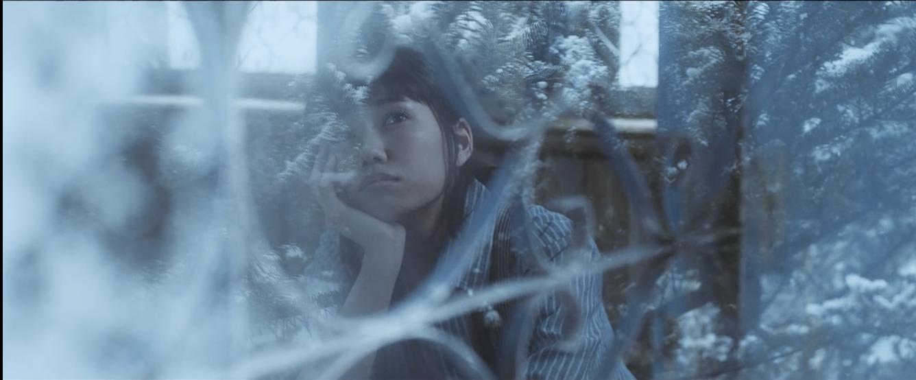 資生堂 / snow beauty 2016「逆さに降る雪」
