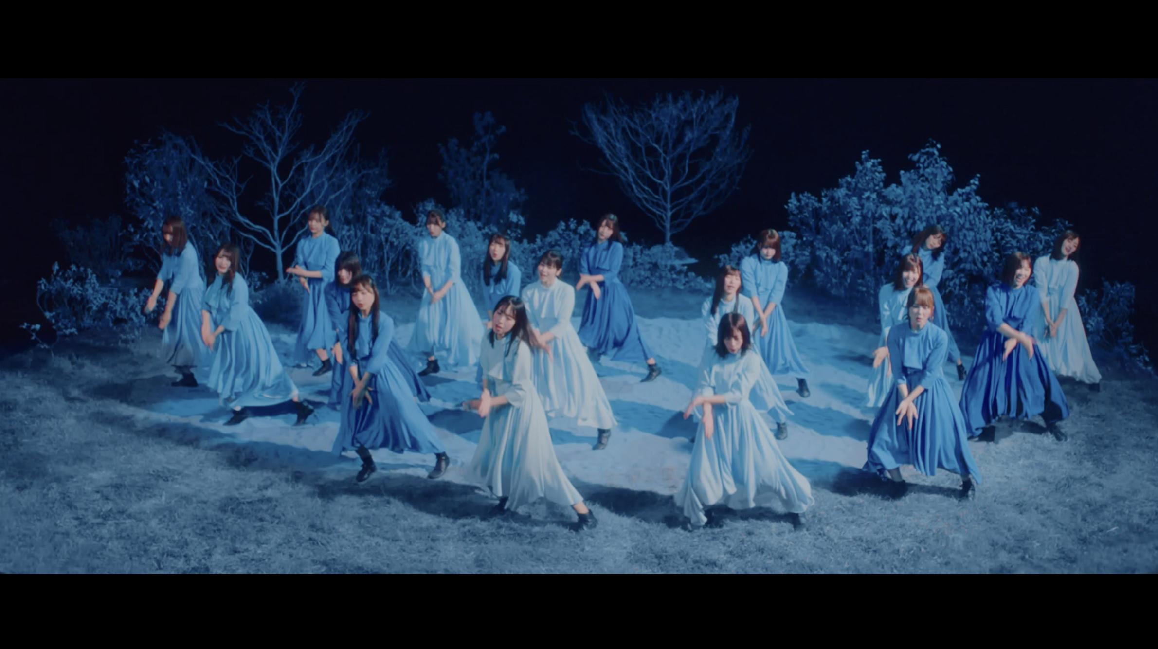 日向坂46/MV「青春の馬」