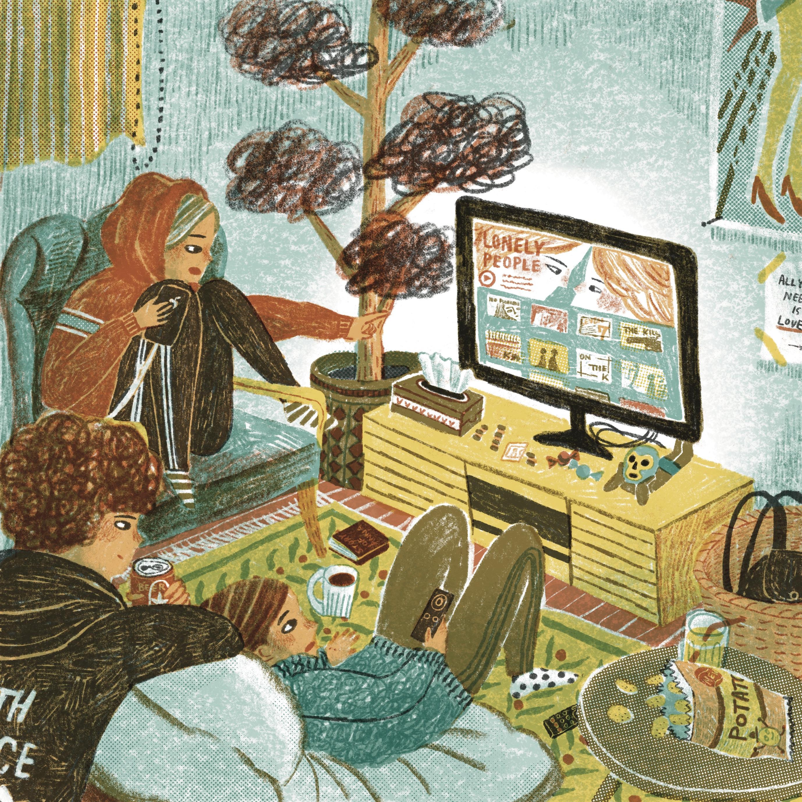 Streaming Life